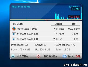 NetBalancer 9.5.2