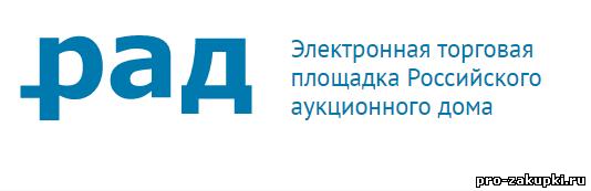 Российский аукционный дом электронная площадка